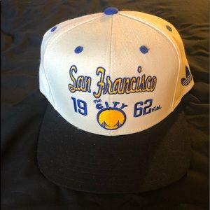 San Francisco Warriors Adidas snapback